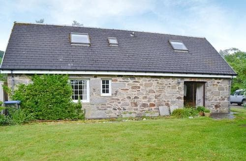 Last Minute Cottages - Luxury Pitlochry Cottage S59188