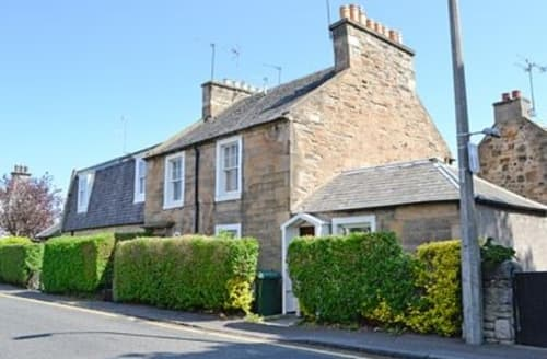 Last Minute Cottages - Delightful Edinburgh Cottage S23441