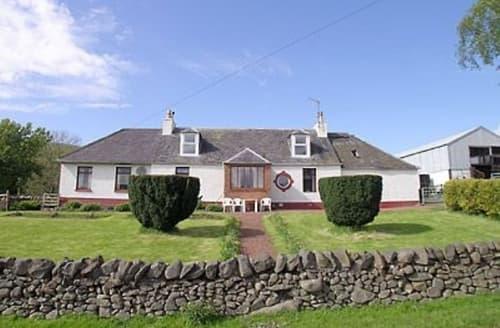 Big Cottages - Quaint Girvan Cottage S23505