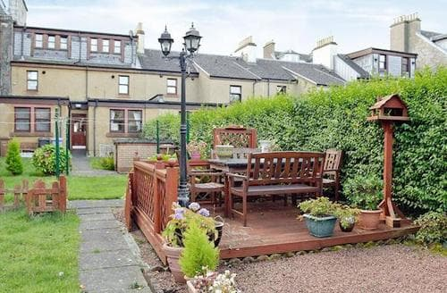 Last Minute Cottages - Adorable All Isle Of Cumbrae Apartment S43471