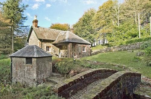 Last Minute Cottages - Excellent Castle Douglas Cottage S23583