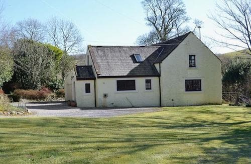 Last Minute Cottages - Wonderful Castle Douglas Cottage S23578