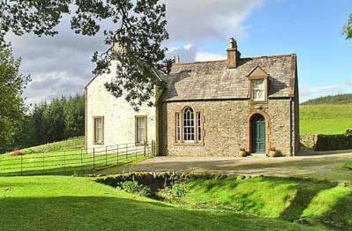 Big Cottages - Charming Castle Douglas Cottage S23585