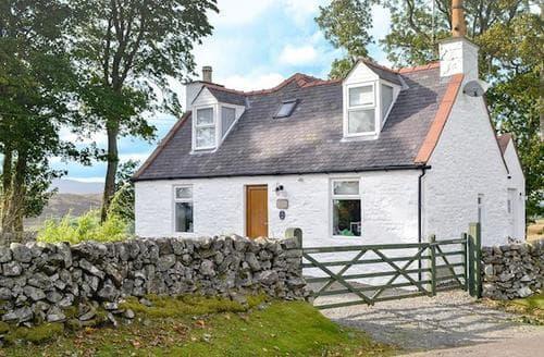 Big Cottages - Captivating Castle Douglas Cottage S23593