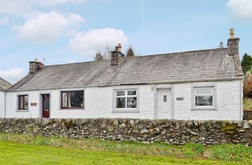 Big Cottages - Delightful Dalbeattie Cottage S23597