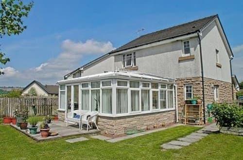 Big Cottages - Gorgeous Dalbeattie Cottage S23596