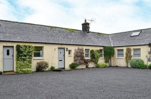Big Cottages - Luxury Dumfries Cottage S75540