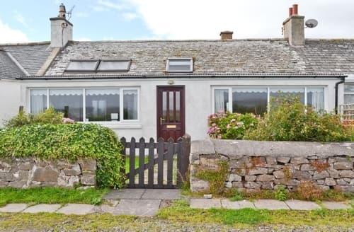 Last Minute Cottages - Quaint Sandyhills Cottage S40483