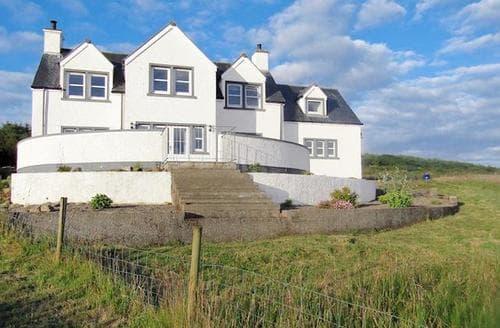 Big Cottages - Adorable Stranraer Cottage S58108