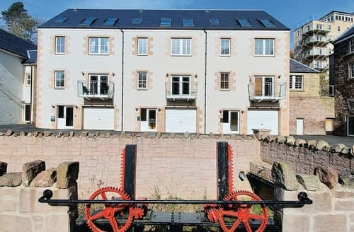 Last Minute Cottages - Delightful Eyemouth Cottage S23769