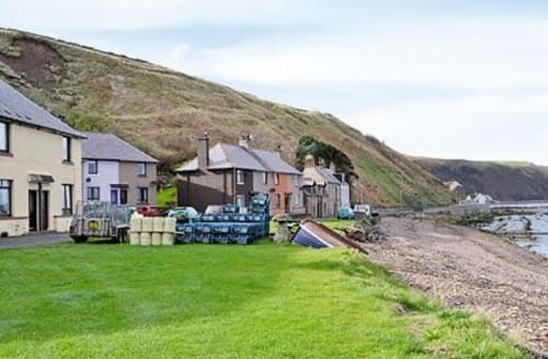 Big Cottages - Exquisite Eyemouth Cottage S23778