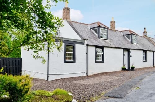 Big Cottages - Cosy Eyemouth Cottage S23788
