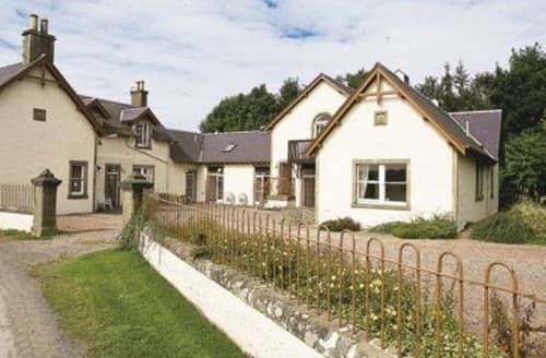 Last Minute Cottages - Beautiful Selkirk Cottage S23827