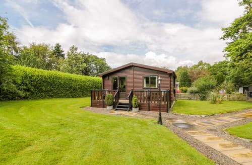 Last Minute Cottages - The Spinney Lodge