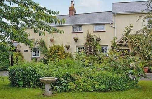 Last Minute Cottages - Splendid Exmouth Cottage S24248