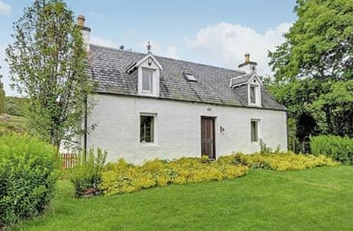 Big Cottages - Superb Drumnadrochit Cottage S24268