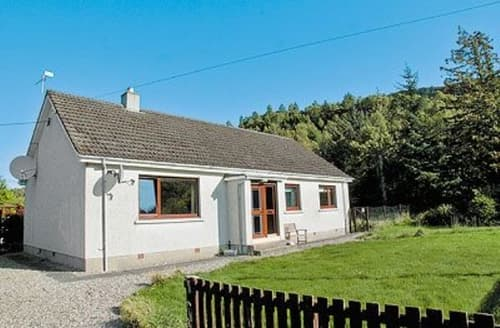 Big Cottages - Attractive Drumnadrochit Cottage S24271
