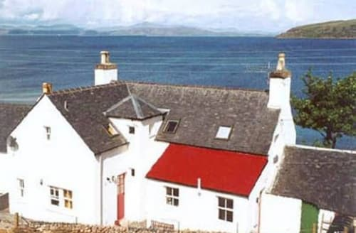Last Minute Cottages - Adorable Applecross Cottage S24279