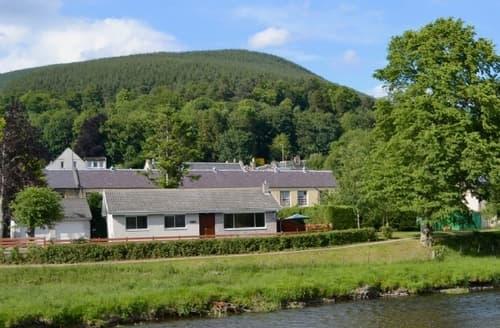 Last Minute Cottages - Lovely Peebles Cottage S37855