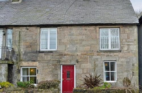 Last Minute Cottages - Allan Ramsay Cottage