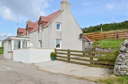 Last Minute Cottages - Attractive Melvich Cottage S40492