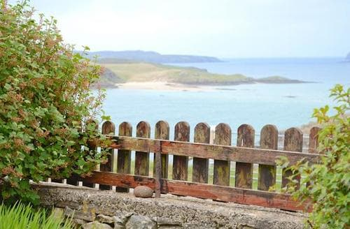 Last Minute Cottages - Cosy Melvich Cottage S58185