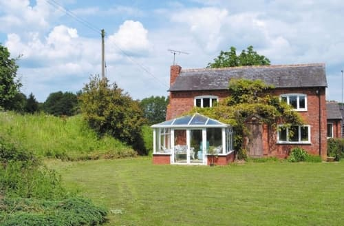 Last Minute Cottages - Splendid Tenbury Wells Cottage S16390