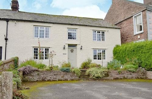 Big Cottages - Attractive Great Strickland Cottage S71399