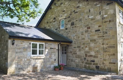 Last Minute Cottages - Lesbury Lodge