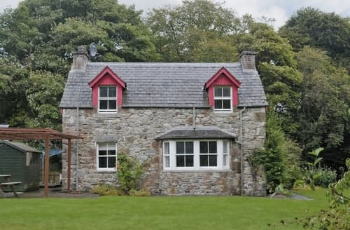 Last Minute Cottages - Attractive Strathpeffer Cottage S24459