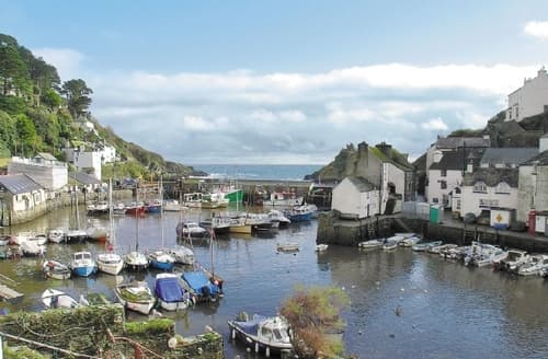 Last Minute Cottages - Captivating Polperro Cottage S24556