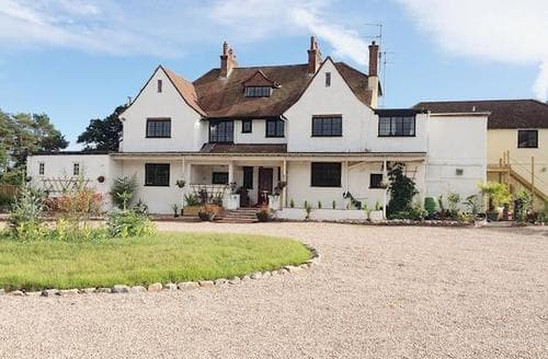 Big Cottages - Delightful Sidmouth Cottage S78252
