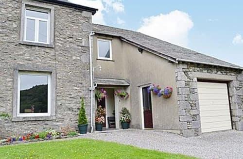 Big Cottages - Delightful Cartmel Cottage S24617