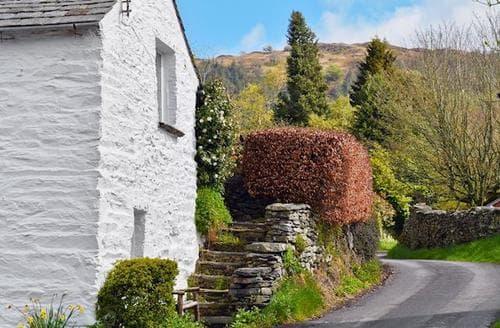 Last Minute Cottages - Quaint Cartmel Cottage S59725