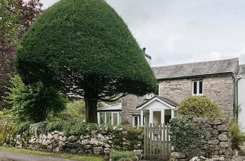 Big Cottages - Stunning Cartmel Cottage S24618