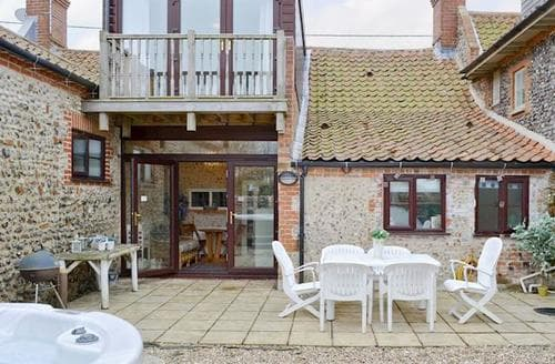 Last Minute Cottages - Superb Blakeney Cottage S46154