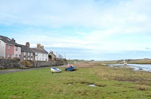Big Cottages - Superb Rhosneigr And Aberffraw Cottage S24741