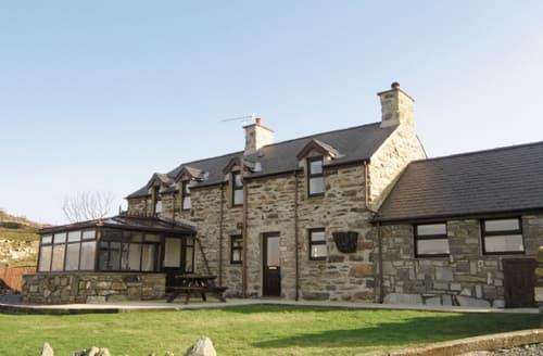 Big Cottages - Stunning Porthmadog Cottage S24767