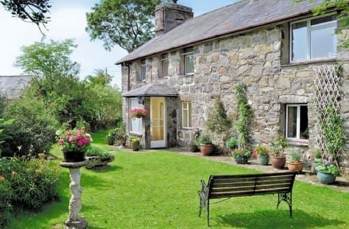 Big Cottages - Gorgeous Porthmadog Cottage S24772