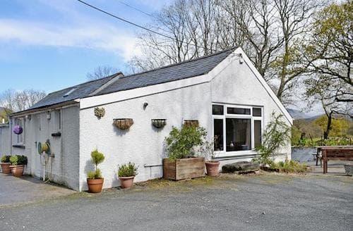 Big Cottages - Excellent Porthmadog Cottage S50301