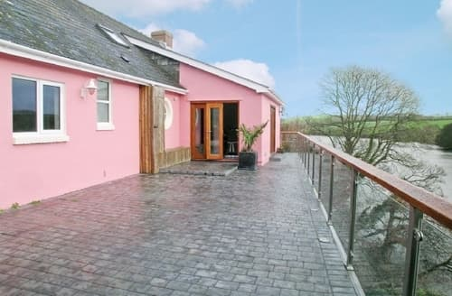 Big Cottages - Luxury Fishguard Cottage S21837