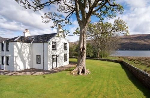 Big Cottages - Splendid All Isle Of Bute Cottage S24786