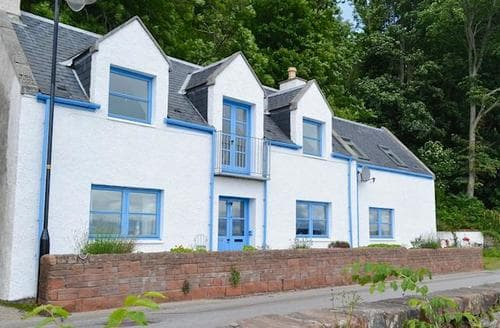Last Minute Cottages - Lovely All Black Isle Cottage S77663