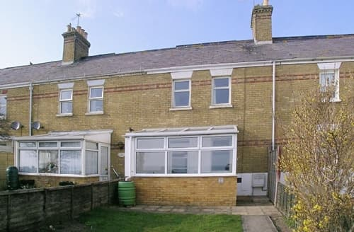 Big Cottages - Luxury Shanklin Cottage S14329
