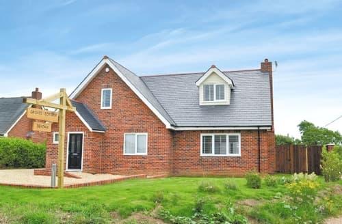 Big Cottages - Luxury Shanklin Cottage S14353