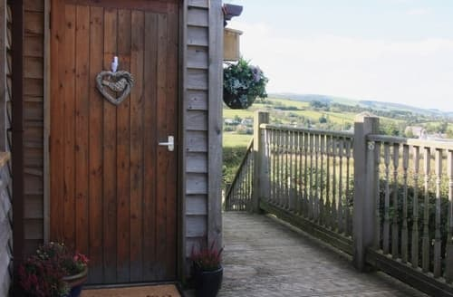 Big Cottages - Splendid Llandrindod Wells Lodge S21385