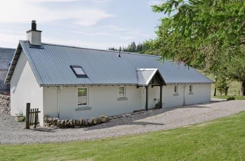 Last Minute Cottages - Charming Crieff Cottage S34788