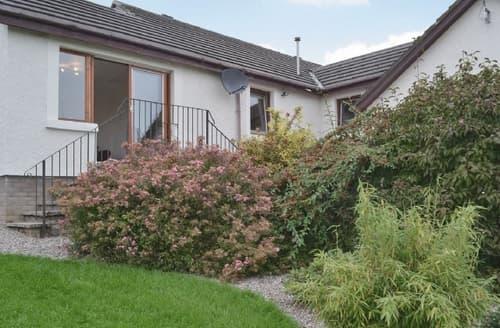 Last Minute Cottages - Quaint Crieff Cottage S23388