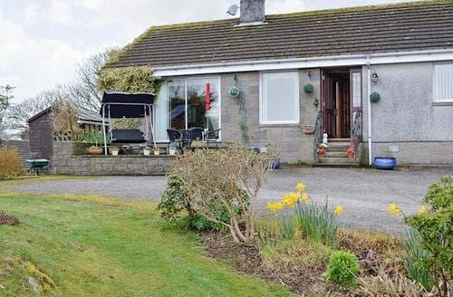 Last Minute Cottages - Cosy Newton Stewart Cottage S49762