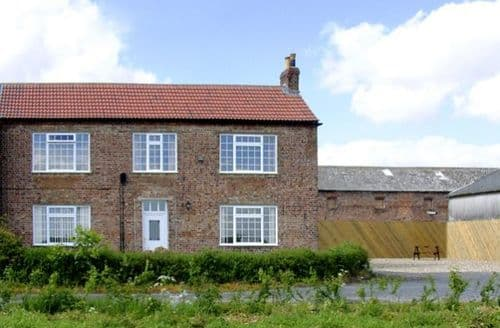 Big Cottages - Captivating North Duffield Farm S3121